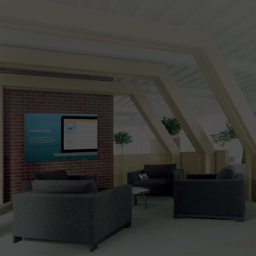 Triangle Audiovisual Smart Office